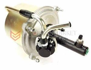 332/D0204 Циліндр тормозний з вакуумною камерою JCB, фото 2