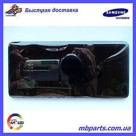 Дисплей с сенсором Samsung G975 Galaxy S10 Plus  Prism White, GH82-18849B, оригинал!
