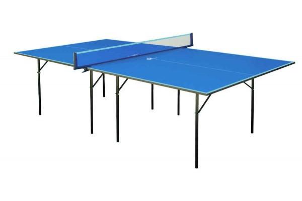 Теннисный стол для помещений Hobby Light (синий)