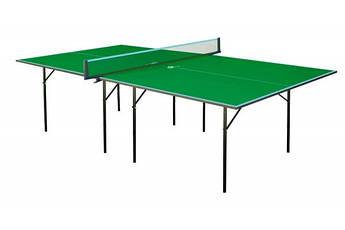 Теннисный стол для помещений Hobby Light (зелёный)