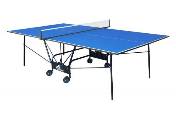 Теннисный стол для помещений Compact Light (синий)