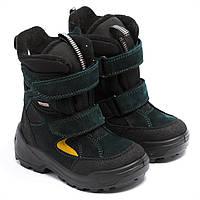 Зимние ботинки Kapika, мембранные, для мальчика, размер 28-35