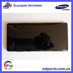 Дисплей з сенсором Samsung N960 Galaxy Note 9 black/чорний, GH97-22269A