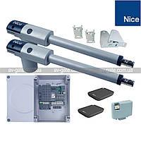Комплект автоматики TOO3000KLT Nice для распашных ворот (ширина до 6 м)