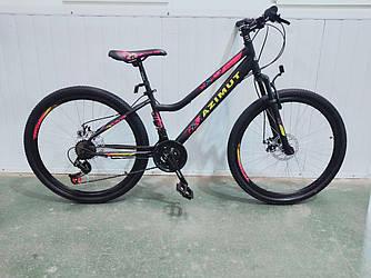 Горный велосипед для девочек Azimut Pixel 24 D