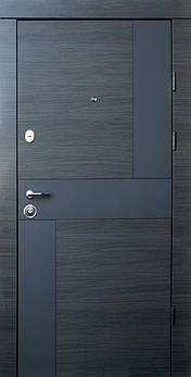 Вхідні двері Qdoors серія Преміум модель Стиль-М 2050*850, з виставки