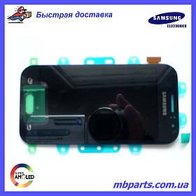Дисплей с сенсором Samsung J110 Galaxy J1 Black оригинал, GH97-17843B