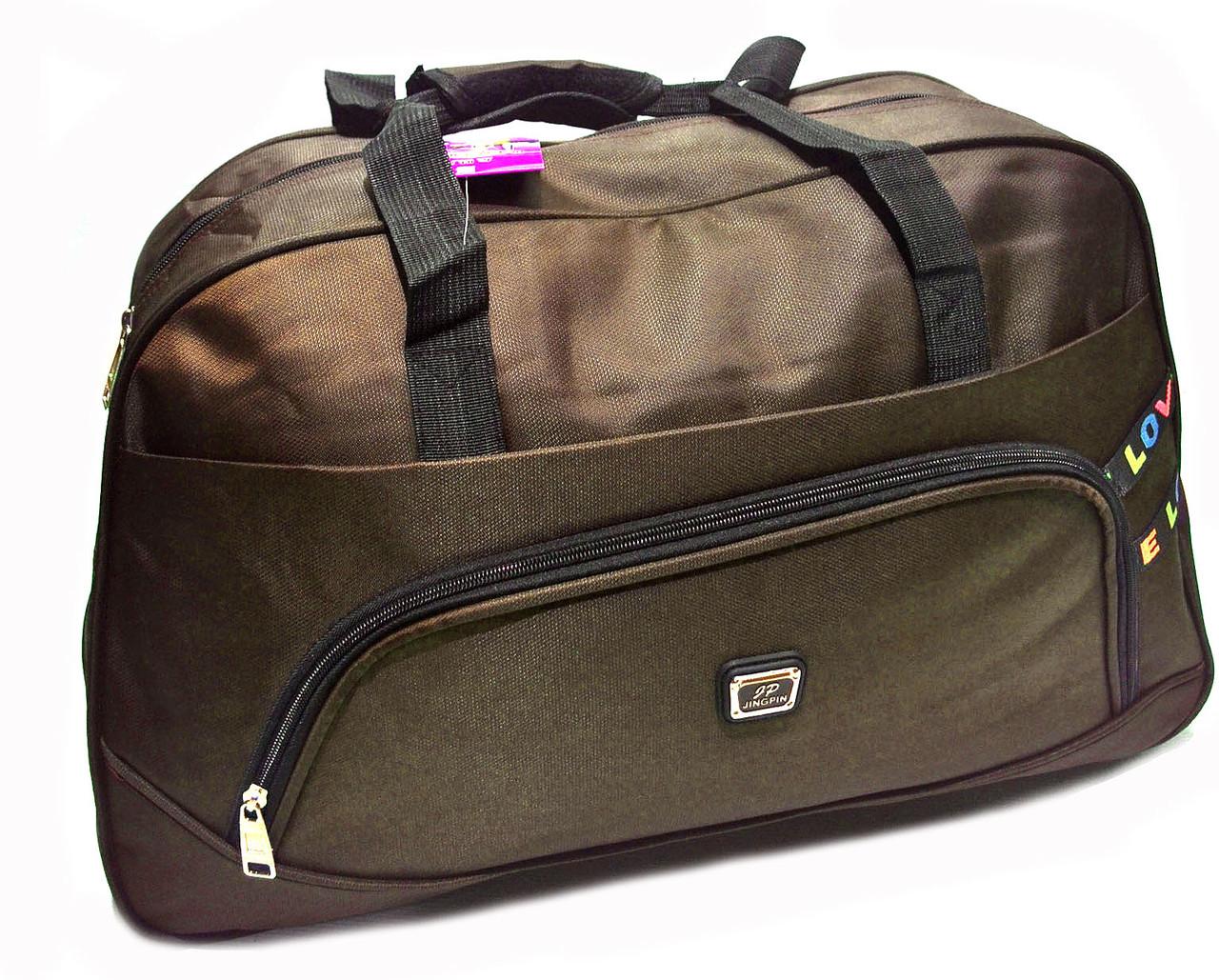 """Містка дорожня сумка """"Zingpin"""" (55 см) 1902"""