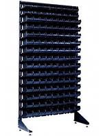 Торговый стенд с ящиками под запчасти 1800 мм