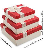 Подарочная упаковка WG-34 Набор коробок из 3шт - Вариант A (AE-301087)