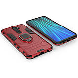 Xiaomi Redmi Note 8 Pro (32280) Красный чехол на ксяоми редми нот 8 про, фото 4