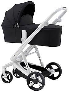 Детская универсальная коляска 2 в 1 Ibebe i-stop IS2 Black