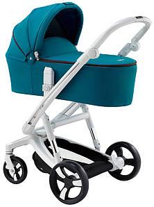 Детская универсальная коляска 2 в 1 Ibebe i-stop IS3 Green