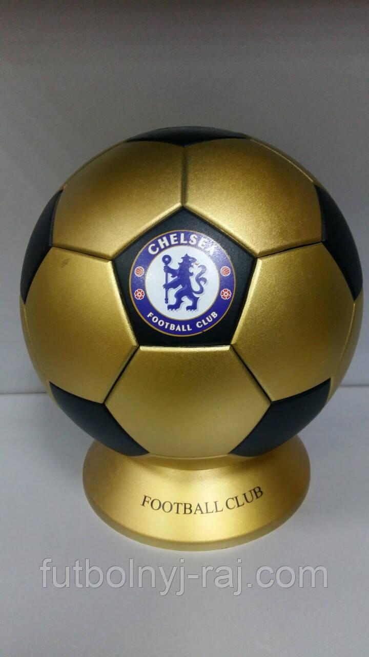 Музична скарбничка з символікою FC Chelsea.