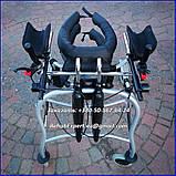 Б/У Динамический вертикализатор для детей с дцп Ormesa Grillo Posterior Gait Trainer Size 4, фото 3