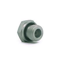 Адаптер (нержавеющая сталь) Hydroflex 3069 DE - BSPP, фото 1