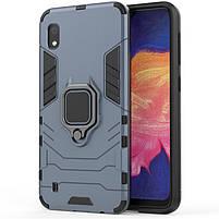 Samsung Galaxy A10 (A105F) (Серый / Metal slate) (30692) чехол на самсунг галакси а10, фото 3