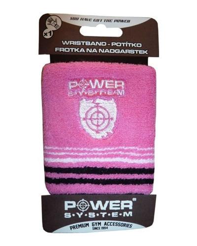 Напульсник Power System Wrist Band 4000 (розовый)