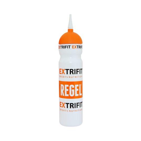 Аксессуары EXTRIFIT Bottle Extrifit White long nozzle (700 мл)