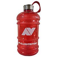 Бутылка для воды All Nutrition Gallon Hydrator Red (2200 мл)
