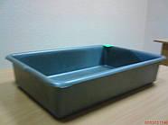 "Лоток (поддон) ""Для рассады Жесткий"" пластик 40х26см, 2мм толщина, h=8см (25шт/ящ)"