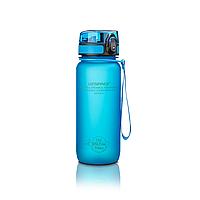 Бутылка для воды UZspace Blue (650 мл) - Синяя