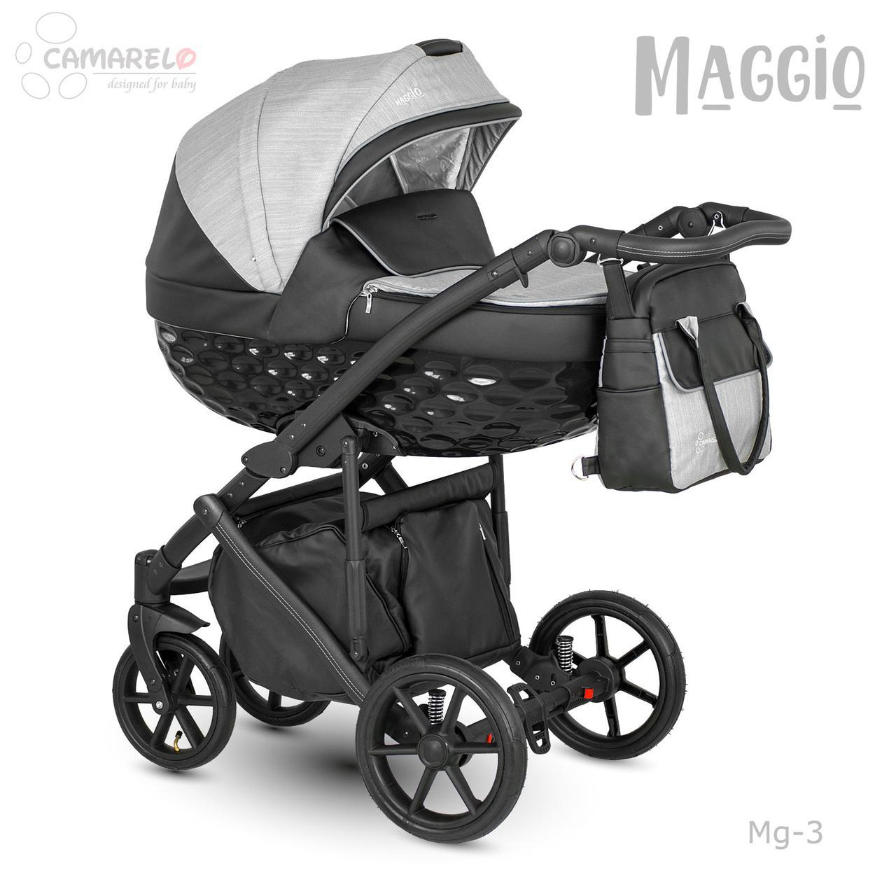 Детская универсальная коляска 2 в 1 Camarelo Maggio Mg-3