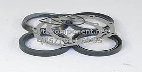 Ремкомплект балансира задней подвески (4 наименования) КАМАЗ (производство Украина) (арт. 5320-2918010), AAHZX