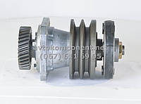 Привод вентилятора МАЗ 2-х ручный  (арт. 236-1308011-В2), AGHZX