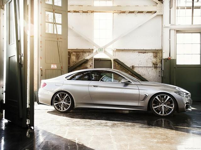 Концепт BMW 4 серии