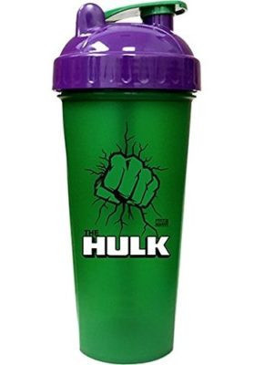 Шейкер Perfect Shaker Hero Hulk Hero Shaker (800 мл)