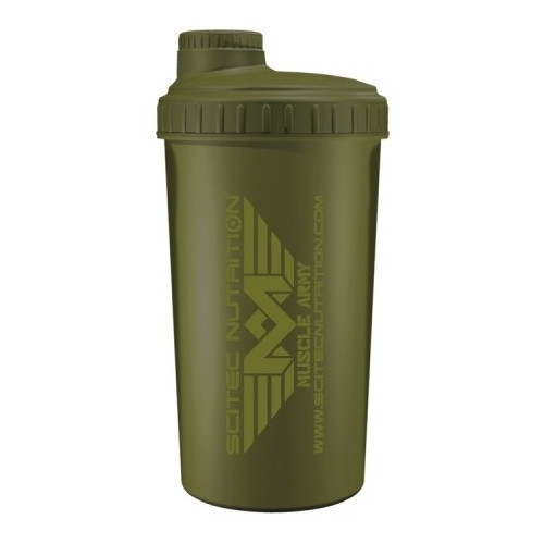Шейкер Scitec Nutrition Muscle Army Green (700 мл)