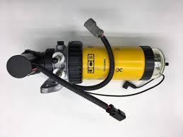 332/D6723 32/925949 Насос підкачки палива з фільтром в зборі Super JCB
