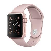 Ремешок xCase для Apple Watch Sport Band 38/40 mm Pink sand (M)