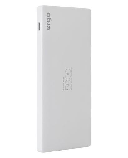 УМБ ERGO LP-91 5000 mAh Li-pol Білий
