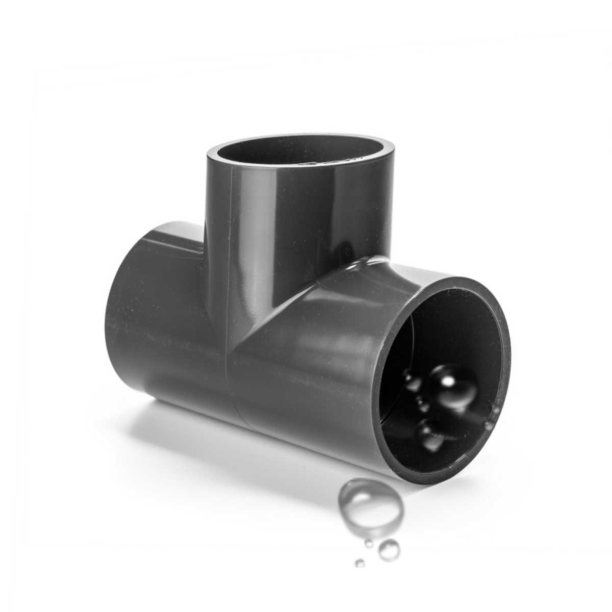 Тройник ПВХ Aquaviva  диаметр110 мм