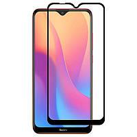 Защитное стекло 10D (full glue) (без упаковки) для Xiaomi Redmi 8 / 8a