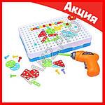 Детский развивающий конструктор Create and Play, фото 2
