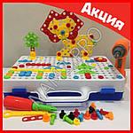 Детский развивающий конструктор Create and Play, фото 4