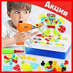Детский развивающий конструктор Create and Play, фото 5