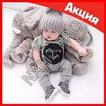 Детская успокаивающая игрушка Слоник Baby Mate, фото 2