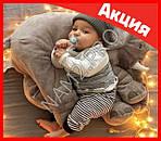 Детская успокаивающая игрушка Слоник Baby Mate, фото 5