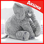 Детская успокаивающая игрушка Слоник Baby Mate, фото 7