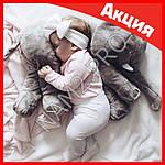 Детская успокаивающая игрушка Слоник Baby Mate, фото 8