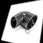 Колено ПВХ Aquaviva 90°/110 мм