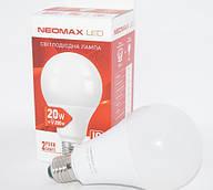 20W Лампа Светодиодная NEOMAX 6000К Е-27
