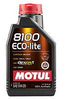 Масло моторное Motul 8100 ECO-LITE 5W20 (1L)