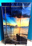 Шкаф текстильный / складной гардероб, фото 1
