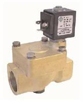 Электромагнитный клапан для пара G 1/2, 21YW4ZOT130, нормально открытый, ODE Италия, 220В, 24В, 12В.