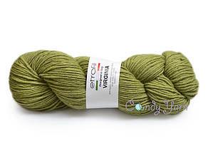 Etrofil Virginia Pasma, Оливковый №021